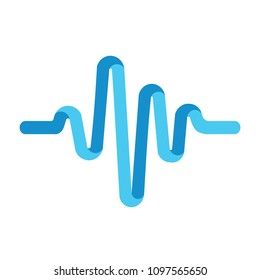 Pulse Health and Pulse Life Logo Vector