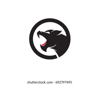 Puma Logo design vector template