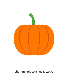 Pumpkin Vector Design Image