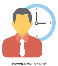 Punctual Vector Icon