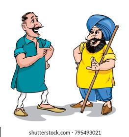 Punjabi People in India