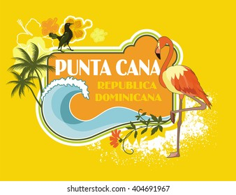 punta cana background