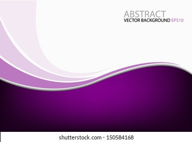 purple background vector dimension 3d graphic message board for text and message design frame line shadow for modern web design