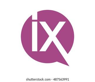 purple circle initial typography typeset logotype alphabet font image vector icon logo symbol