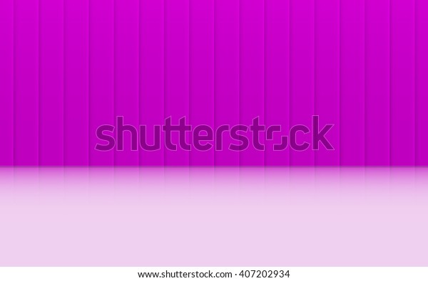 Purple Color Blank Wall Vector Background Stock Vector
