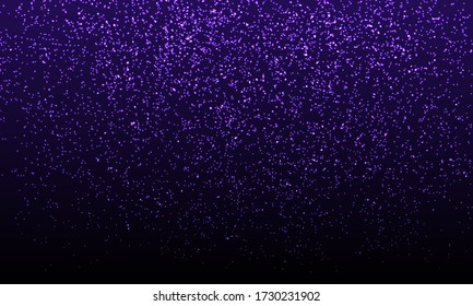 Purple Confetti. Gold Glitter Particles. Glowing Sparkles. Falling Abstract Particles. ShinPurple Confetti. Gold Glitter Particles. Glowing Sparkles. Falling Abstract Particles. Shining Purple Confett