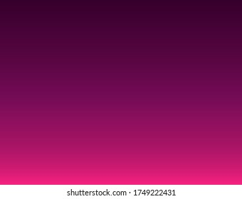 Purple and pink fading ombre gradient background. Vector illustration.