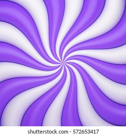 Purple sweet candy abstract background.