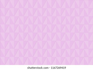 Purple vector abstract polygonal background.