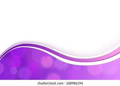 Purple violet abstract background vector