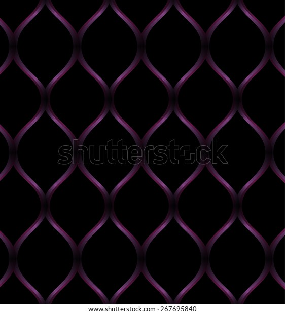 Purple Wire Guard Background Stock Vector (Royalty Free
