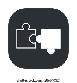 Puzzle icon.