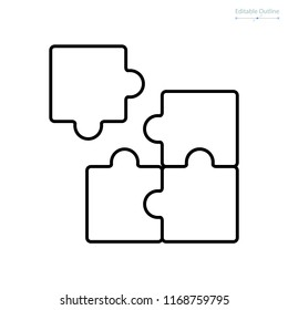 Puzzle piece mismatch