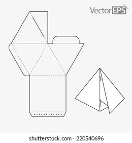 triangle box images stock photos vectors 10 off shutterstock