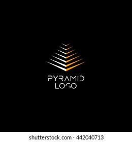 Pyramid logo.