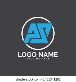 PZ letter shape logo design