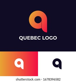 Q Letter Logo. Q Letter Design Vector for logo, symbol and icon