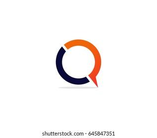 Q logo letter