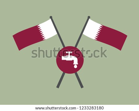 Water supply qatar