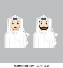 Qatari Man, shaikh