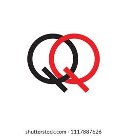 QQ letter logo