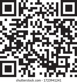 qr code scan.High speed communications with world