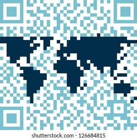QR world