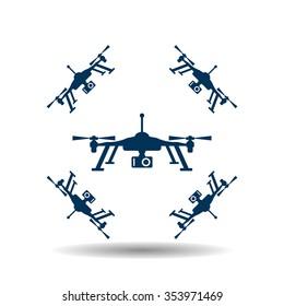 Quadrocopter icon