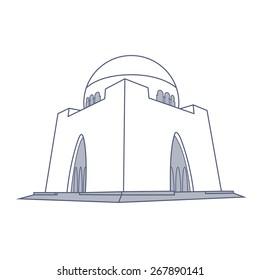 Quaid e Azam Tomb - Karachi