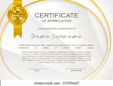 Certificate Of Appreciation Stock Images, Royalty-Free Images ...