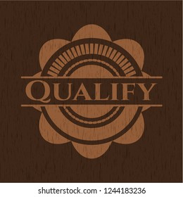 Qualify wooden signboards