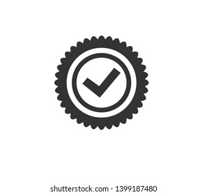 Quality icon simple vector illustration