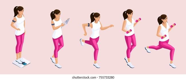 Workout Class Stock Vectors, Images & Vector Art | Shutterstock
