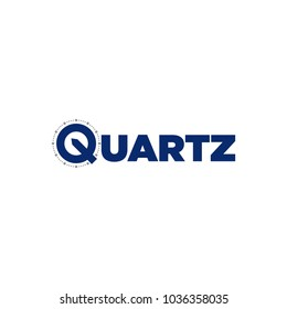 quartz vector logo.