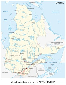 Map Of Canada Quebec Montreal.Quebec Map Images Stock Photos Vectors Shutterstock