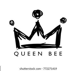 Draw Queen Stock Vectors Images Vector Art Shutterstock