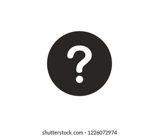 Question mark icon sign symbol