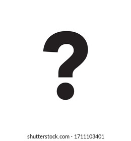 Question symbol mark ask icon vector