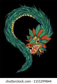 quetzalcoatl aztec god
