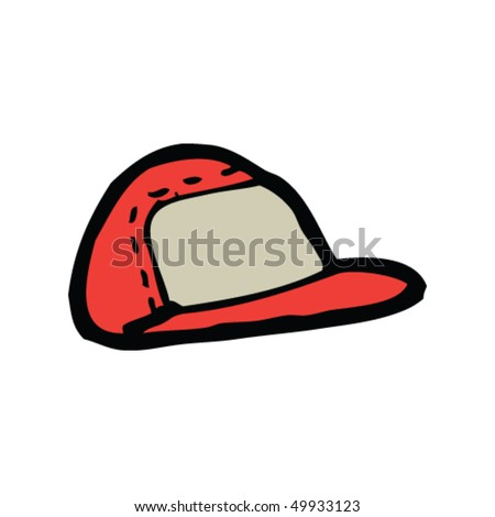 c3ed3be8e7e04 Quirky Drawing Baseball Cap Stock Vector (Royalty Free) 49933123 ...
