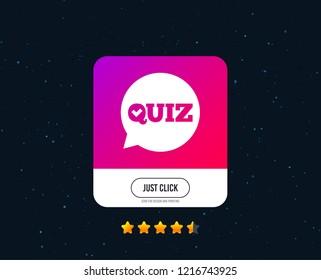 Internet Quiz Images, Stock Photos & Vectors | Shutterstock