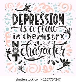 Depression Quotes Images, Stock Photos & Vectors ...