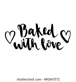 Baking Quotes Images Stock Photos Vectors Shutterstock