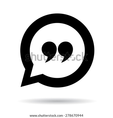 Quote Icon Stock Vector Royalty Free 60 Shutterstock Stunning Get Quote Icon