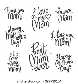 I Love You Mom Quotes | I Love You Mom Images Stock Photos Vectors Shutterstock