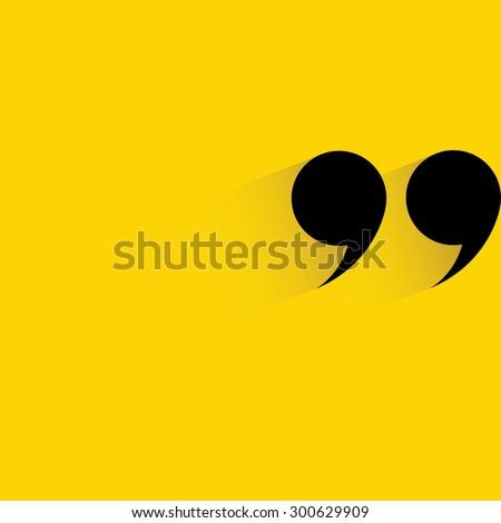 Quote Symbol Quotation Mark Symbol Stock Vector Royalty Free New Quote Symbol