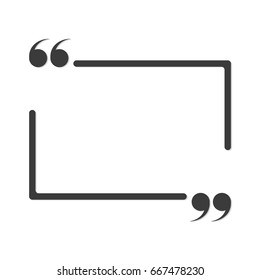 Quotes frame