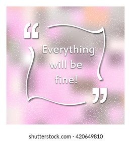 Royalty Free Stock Illustration Of Quotes Quotation Marks Caption
