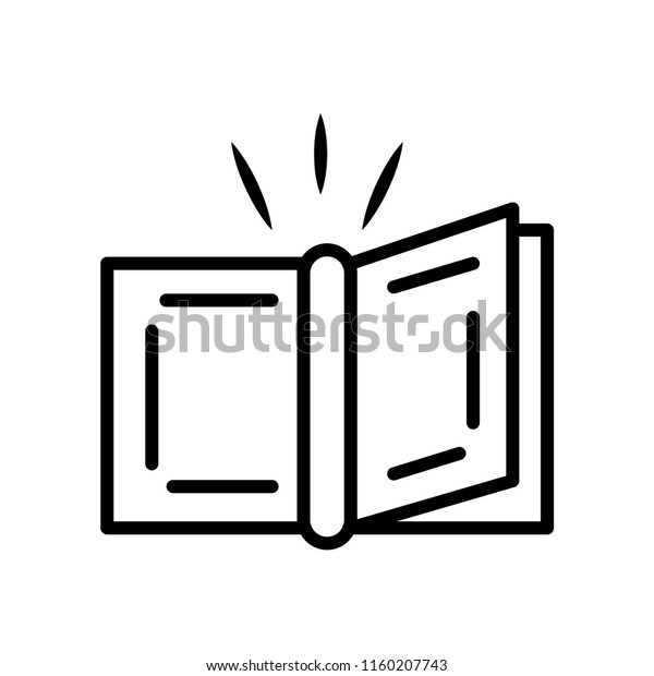 quran icon vector isolated on white stock vector royalty free 1160207743 shutterstock