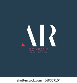 A R logo design for Corporate